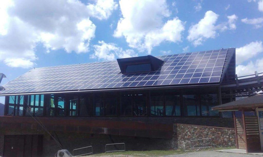 solar panels Andorra